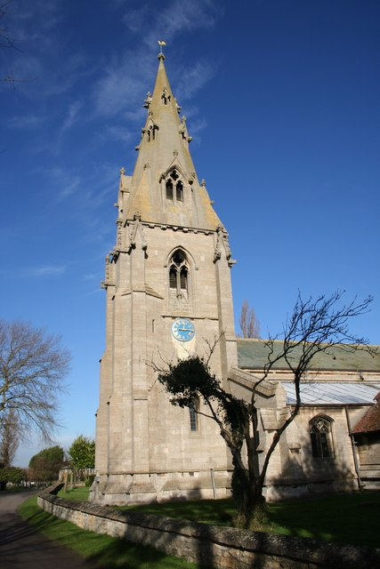 St.Edith's church tower