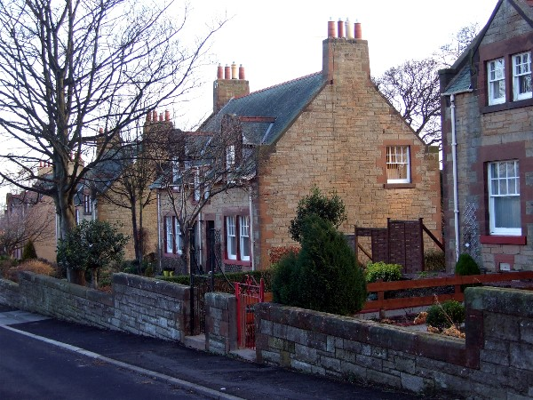 Lockerby cottages