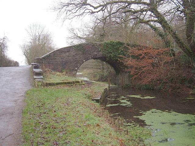 Canal bridge No. 4