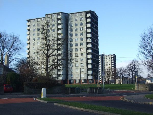 Gracemount flats