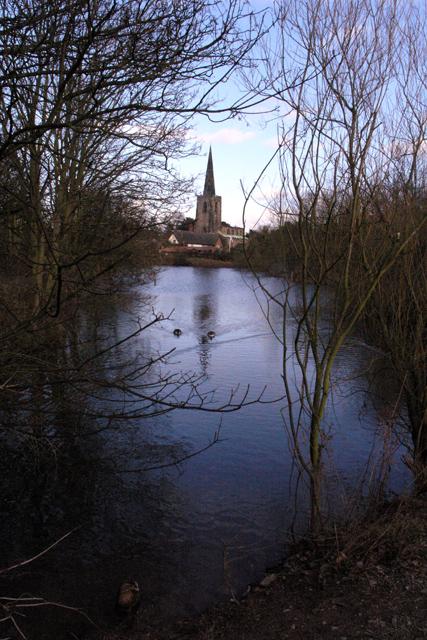 Attenborough Church and Reserve