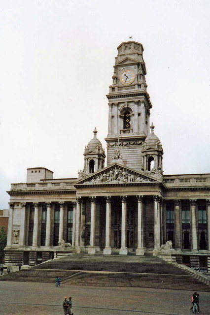 Portsmouth Guildhall, Portsmouth, Hampshire