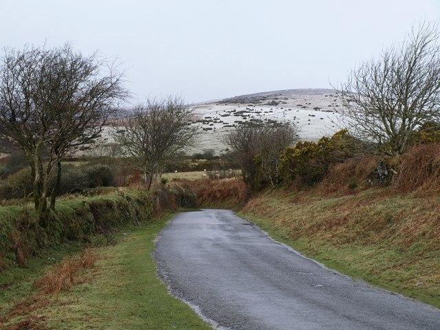 Lane near Blackaton