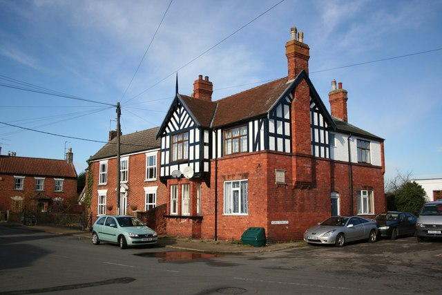 Ye Cross Keys Inn