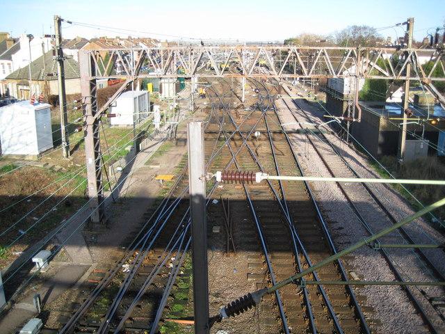 Chingford railway station