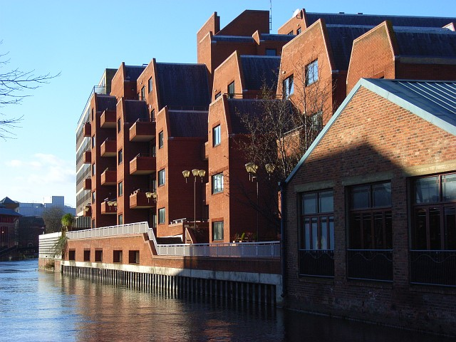 Apartments beside the Kennet, Reading