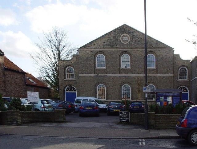 Zion United Reformed Church, Cottingham