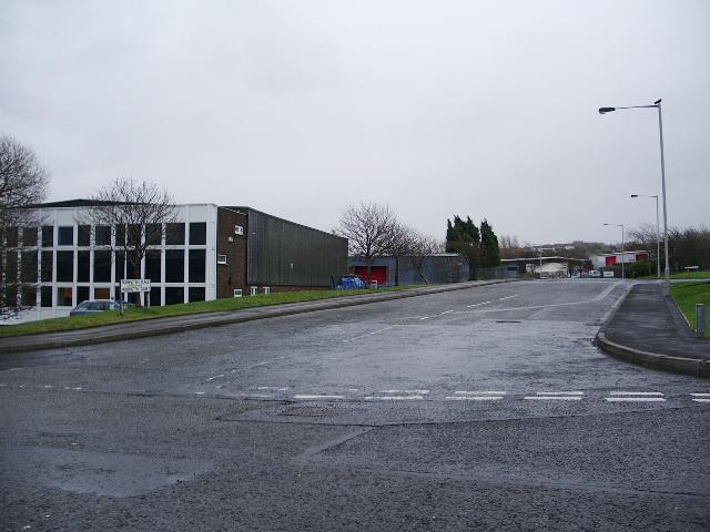 Farrington Place, Burnley
