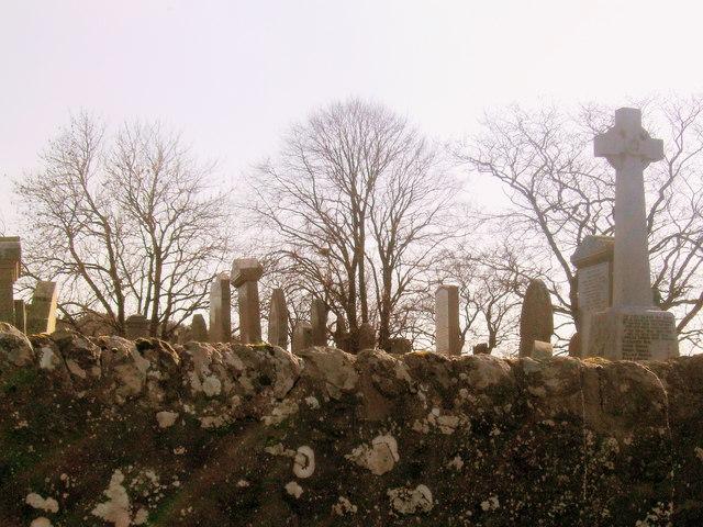 Ordiquhill Kirk ,  Burial Ground