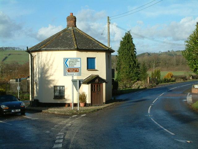 Toll House at Exebridge