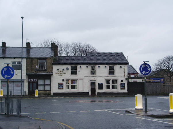 The Wood Top Inn, Accrington Road, Burnley