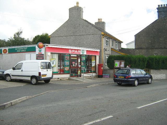 Llandegfan Post Office
