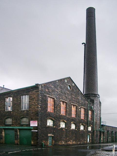 Stanley Mill, Burnley