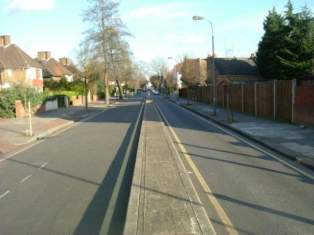 Steventon Road, W12