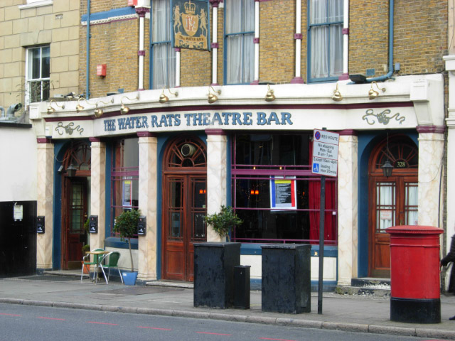 The Water Rats Theatre Bar