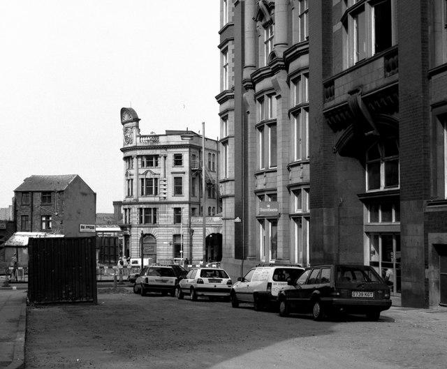 Balloon Street, Manchester