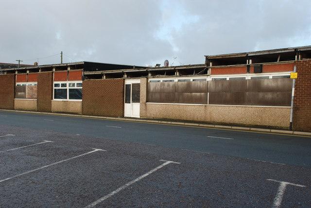 Adeilad y Lleng Brydeinig Pwllheli British Legion Building