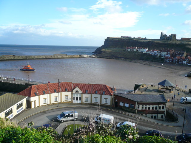 Whitby - Khyber Pass and Harbour View