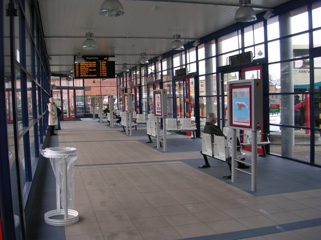 Ossett Bus Station