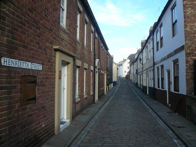 Whitby - Henrietta Street