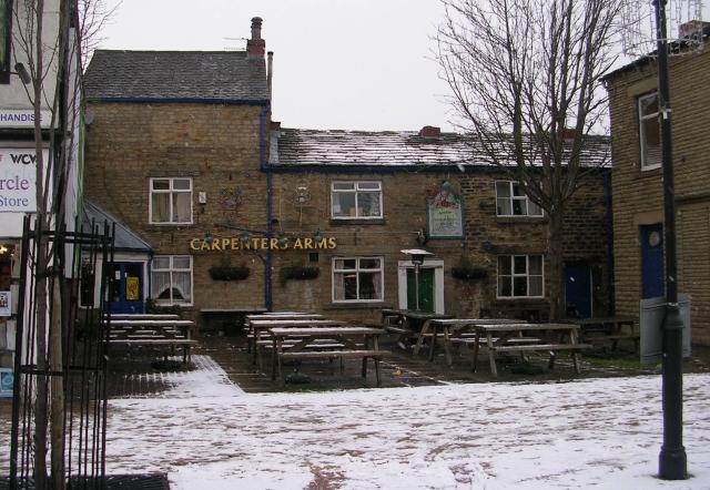 Carpenters Arms - Bank Street