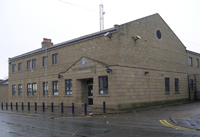 Ossett Police Station - Bank Street