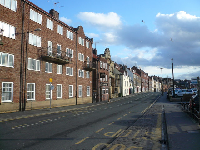 Whitby - Church Street View
