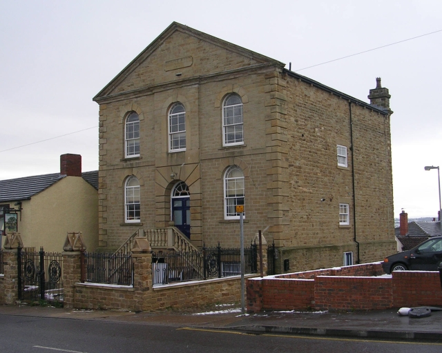 Mount Zion Chapel - Queen Street