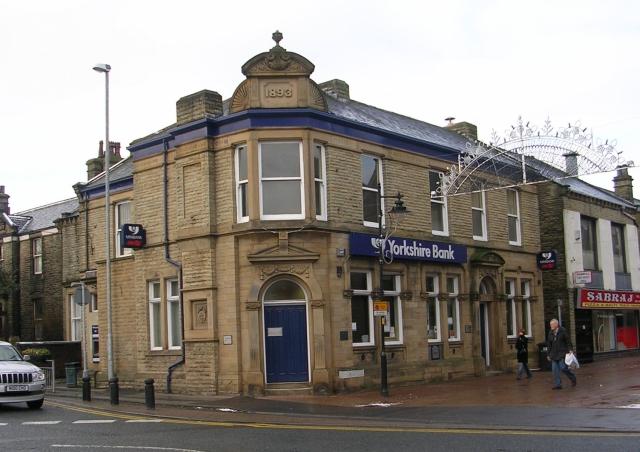 Yorkshire Bank - Station Road