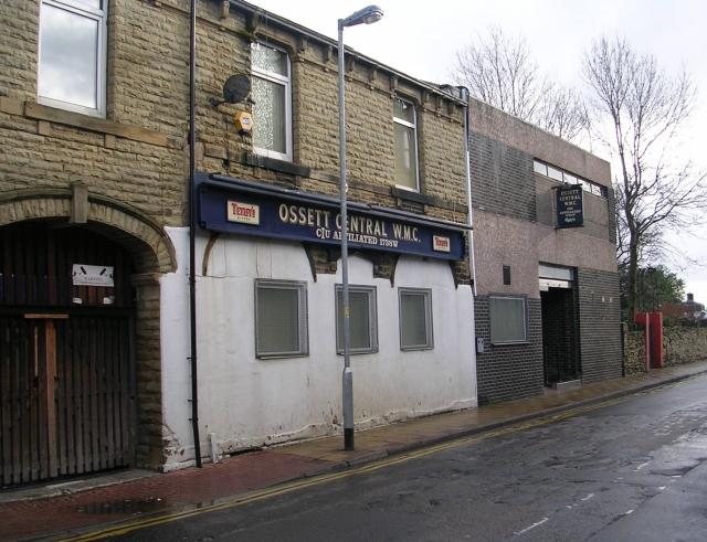 Ossett Central Working Men's Club - New Street