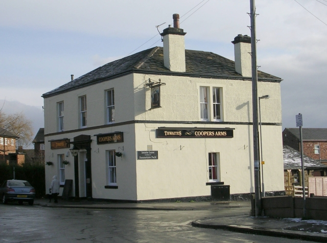 Coopers Arms - Prospect Road