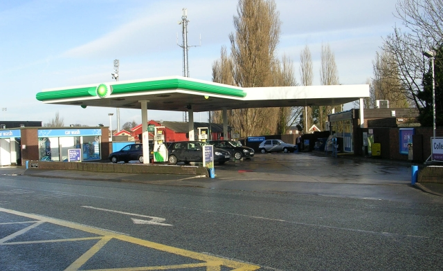 BP Filling Station - Prospect Road