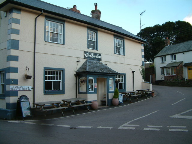 The Lion Inn, Timberscombe