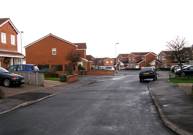 Grange Drive - Sowood Lane
