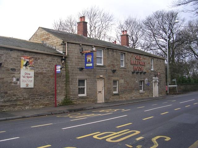 Old Halfway House - Westfield Road