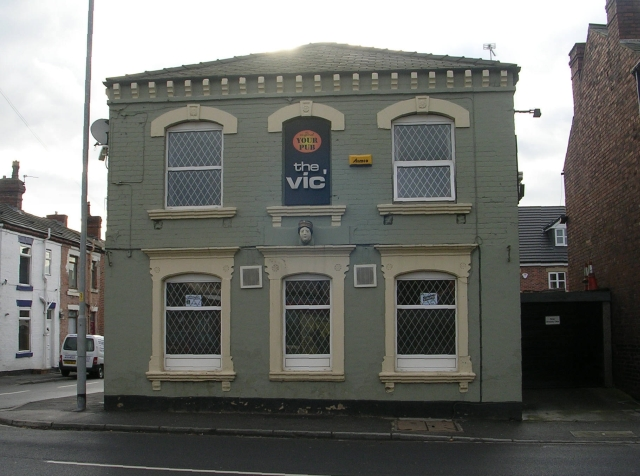 The Vic - Westfield Road