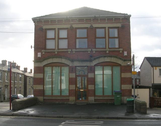 Horbury Industrial Cooperative Society No. 3 Branch - Westfield Road