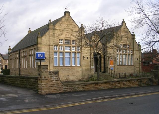 Carnegie Free Library - High Street