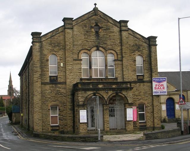 Tithe Barn Christian Centre - High Street