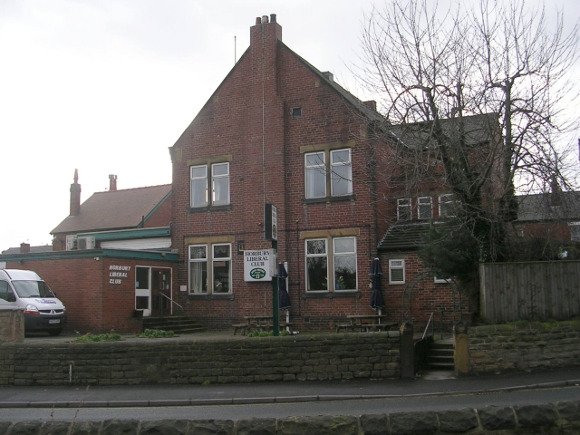 Horbury Liberal Club - High Street