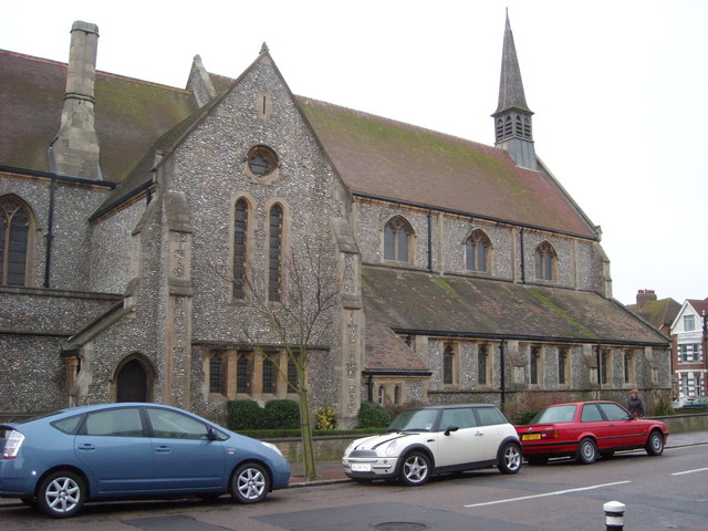 St Barnabas C of E Church, Bexhill-0n-Sea