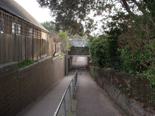 Underpass, Bexhill-on-Sea