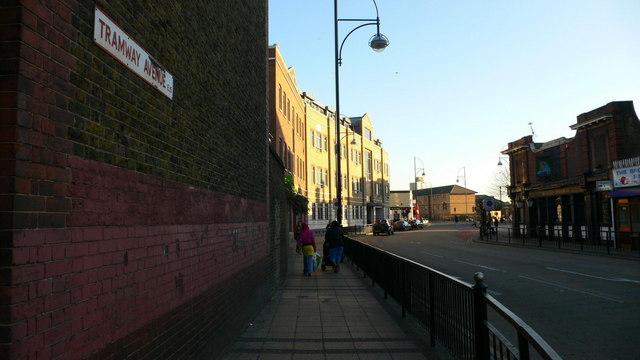 Stratford - Tramway Avenue