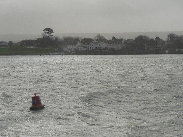 Yarmouth: buoy