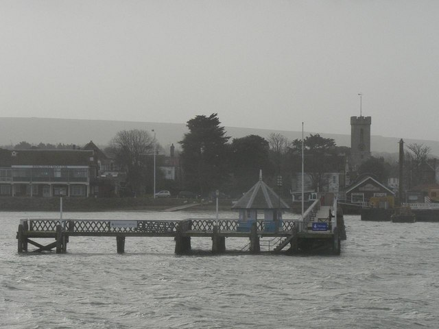 Yarmouth: the end of the pier