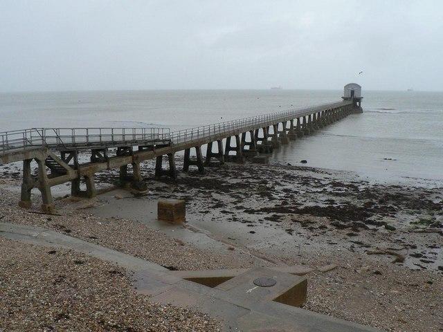 Bembridge: lifeboat station