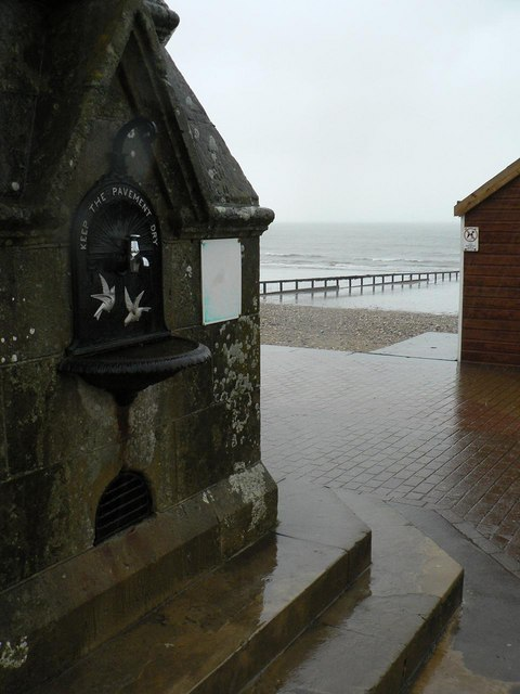 Shanklin: Keep the pavement dry!