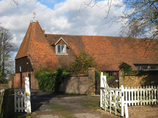 The Court Barn, Frittenden Road, Staplehurst, Kent