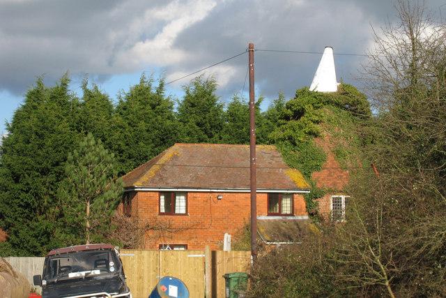 Aydhurst Farm Oast, Marden Road, Staplehurst, Kent