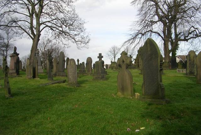 Horbury Cemetery - Dovecote Lane